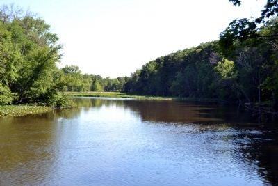 St. Joseph River image. Click for full size.