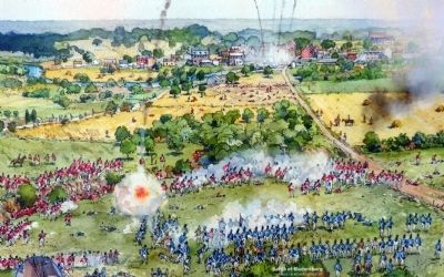 The Battle of Bladensburg image. Click for full size.