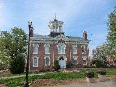 Coffee County Courthouse-photo of the front image. Click for full size.