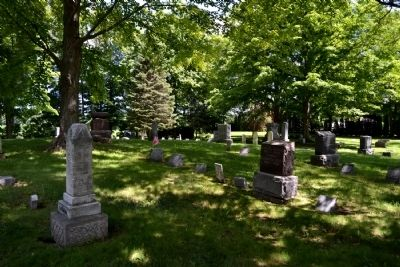 Indian Lake Cemetery image. Click for full size.