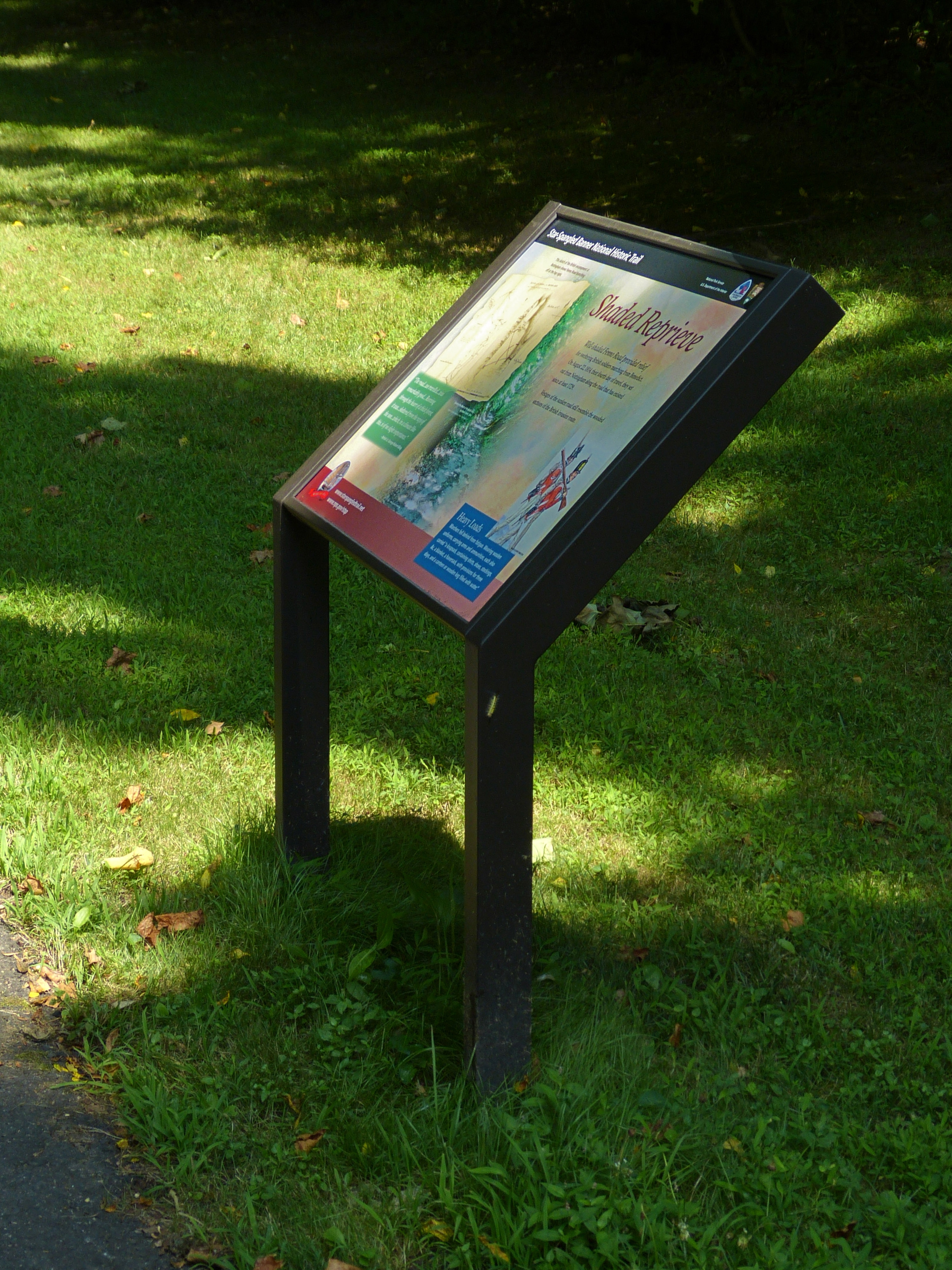 Shaded Reprieve Marker