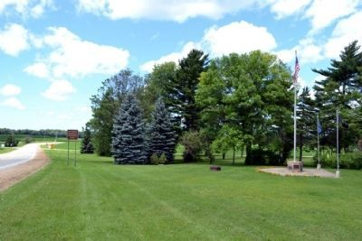 Veterans Memorial Roadside Park image. Click for full size.