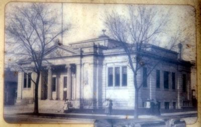 Elkhart Carnegie Public Library image. Click for full size.