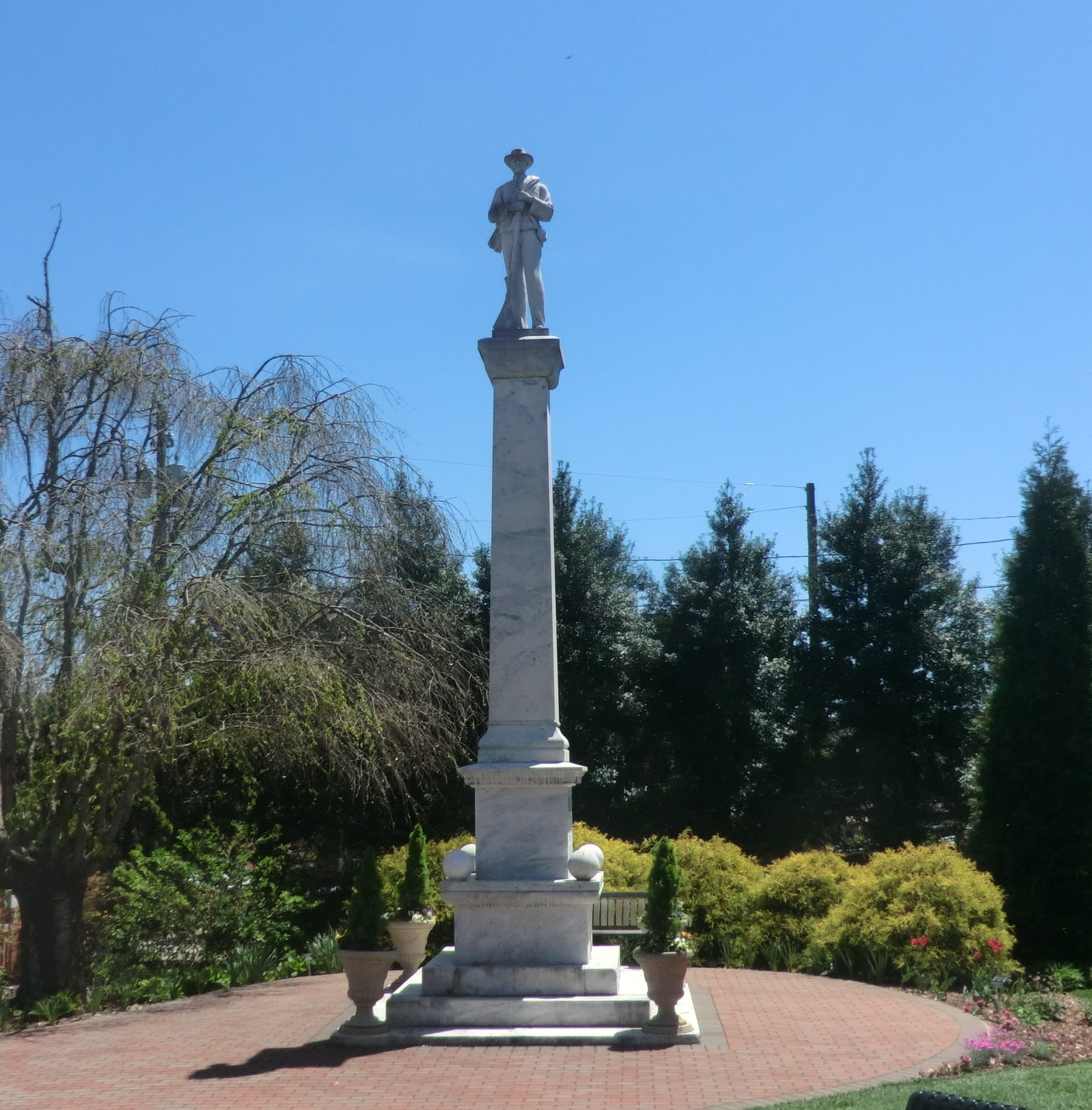 Macon County Confederate Memorial
