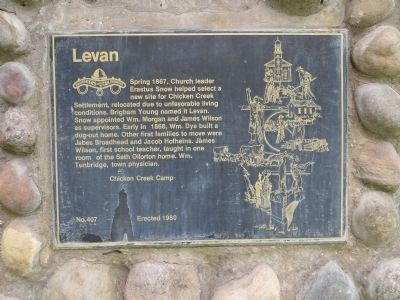 Levan Marker image. Click for full size.