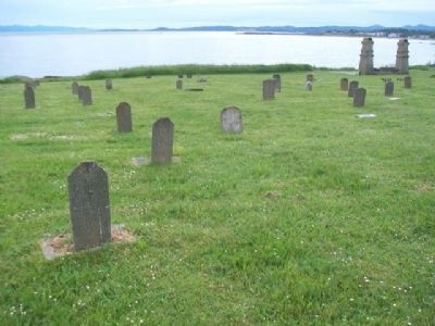 Chinese Cemetery at Harling Point image. Click for full size.