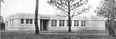 1940 - - Gautier School image. Click for full size.