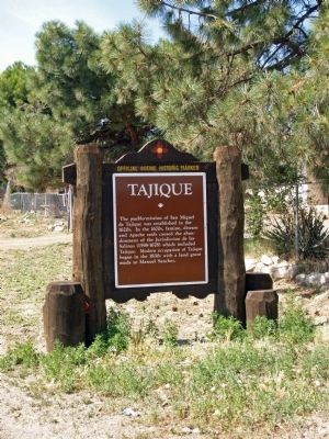 Tajique Marker image. Click for full size.