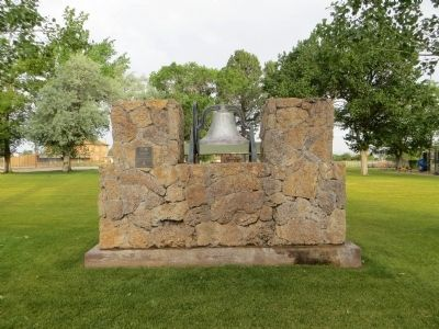 1867 Chief Kanosh Memorial 1976 Marker image. Click for full size.