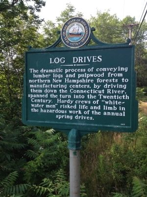 Log Drives Marker image. Click for full size.