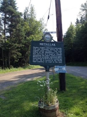 Metallak Marker image. Click for full size.