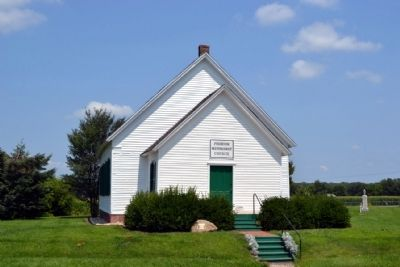 Pinhook Methodist Church image. Click for full size.