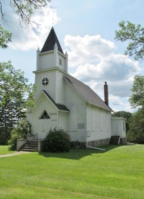 Vikor Lutheran Church image. Click for full size.