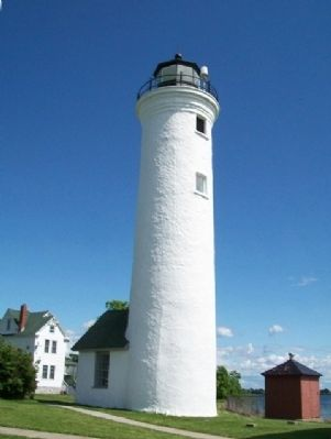 Tibbetts Point Lighthouse image. Click for full size.