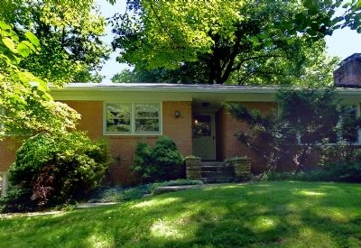 Rachel Carson House image. Click for full size.