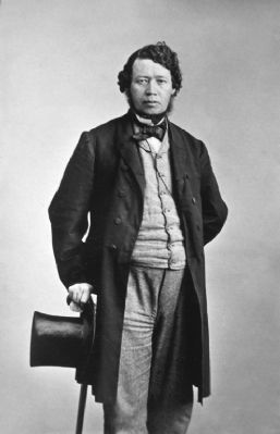 Thomas D'Arcy McGee image. Click for full size.