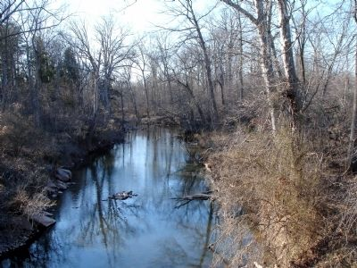 Cub Run River image. Click for full size.