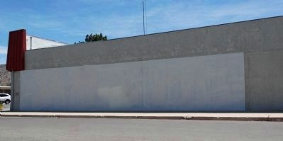Tehachapi Loop Mural Sadley Gone image. Click for full size.