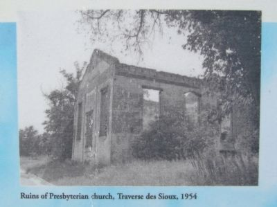 Close-up of Presbyterian Church Photo image. Click for full size.