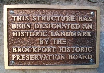 St. Luke's Episcopal Church BHPB Marker image. Click for full size.