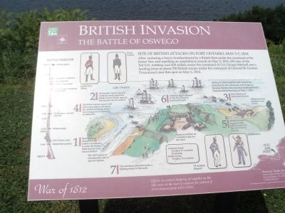 British Invasion Marker image. Click for full size.