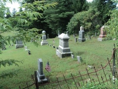 Roosevelt Church Cemetery image. Click for full size.