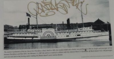 Steamer Larchmont image. Click for full size.