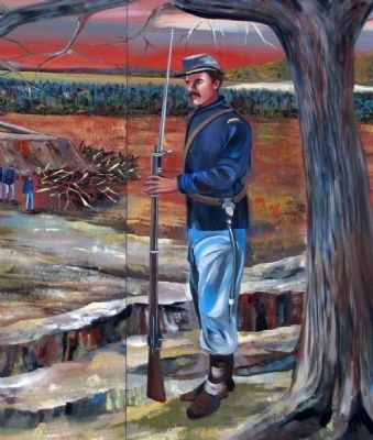 Union Soldier image. Click for full size.