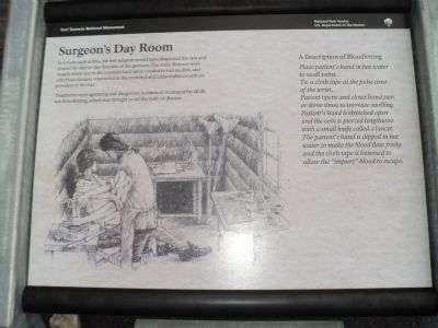 Surgeon's Day Room Marker image. Click for full size.
