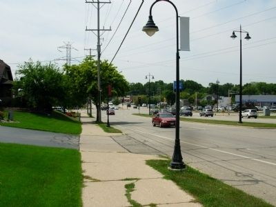 Hales Corners – A Crossroads Community image. Click for full size.
