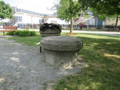 Bollard and Marker image. Click for full size.