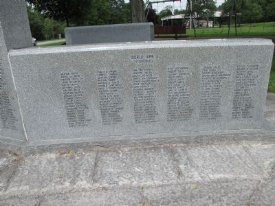Town of Holland Veterans Memorial Marker image. Click for full size.