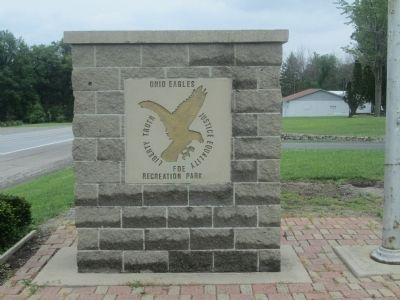 Ohio State Eagles Marker image. Click for full size.