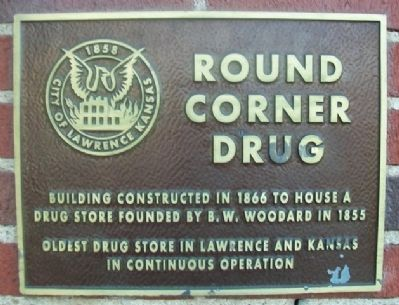 Round Corner Drug Marker image. Click for full size.
