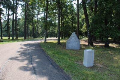 32nd Tennessee Infantry Marker image. Click for full size.