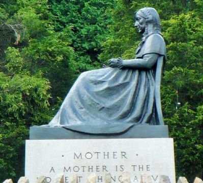 Mothers' Memorial image. Click for full size.