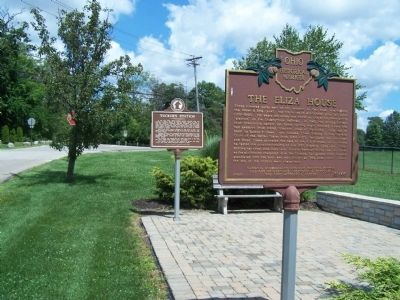 Tucker's Station Marker Site image. Click for full size.