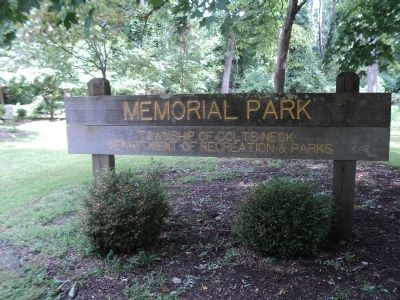 Memorial Park image. Click for full size.