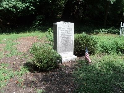 Colts Neck War Memorial Marker image. Click for full size.