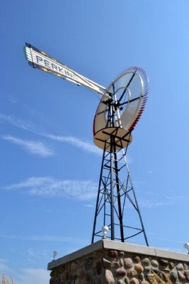 Perkins Windmill image. Click for full size.