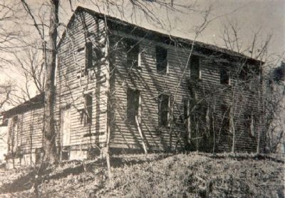 Underground Railroad Station, henry pickrell's house image. Click for full size.