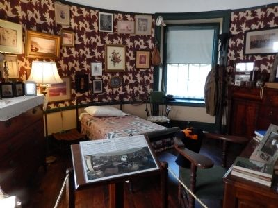 Gifford Pinchot's Bed Room image. Click for full size.