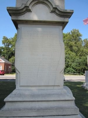 Westmoreland County Confederate Monument image. Click for full size.