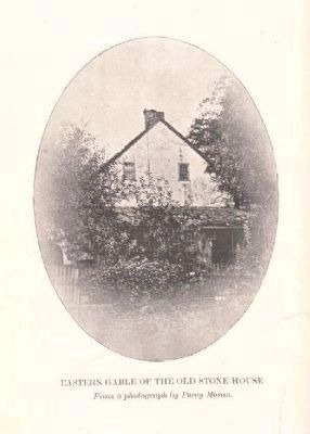 "Photograph of home appearing in ""Story of an Old Farm"" image. Click for full size."