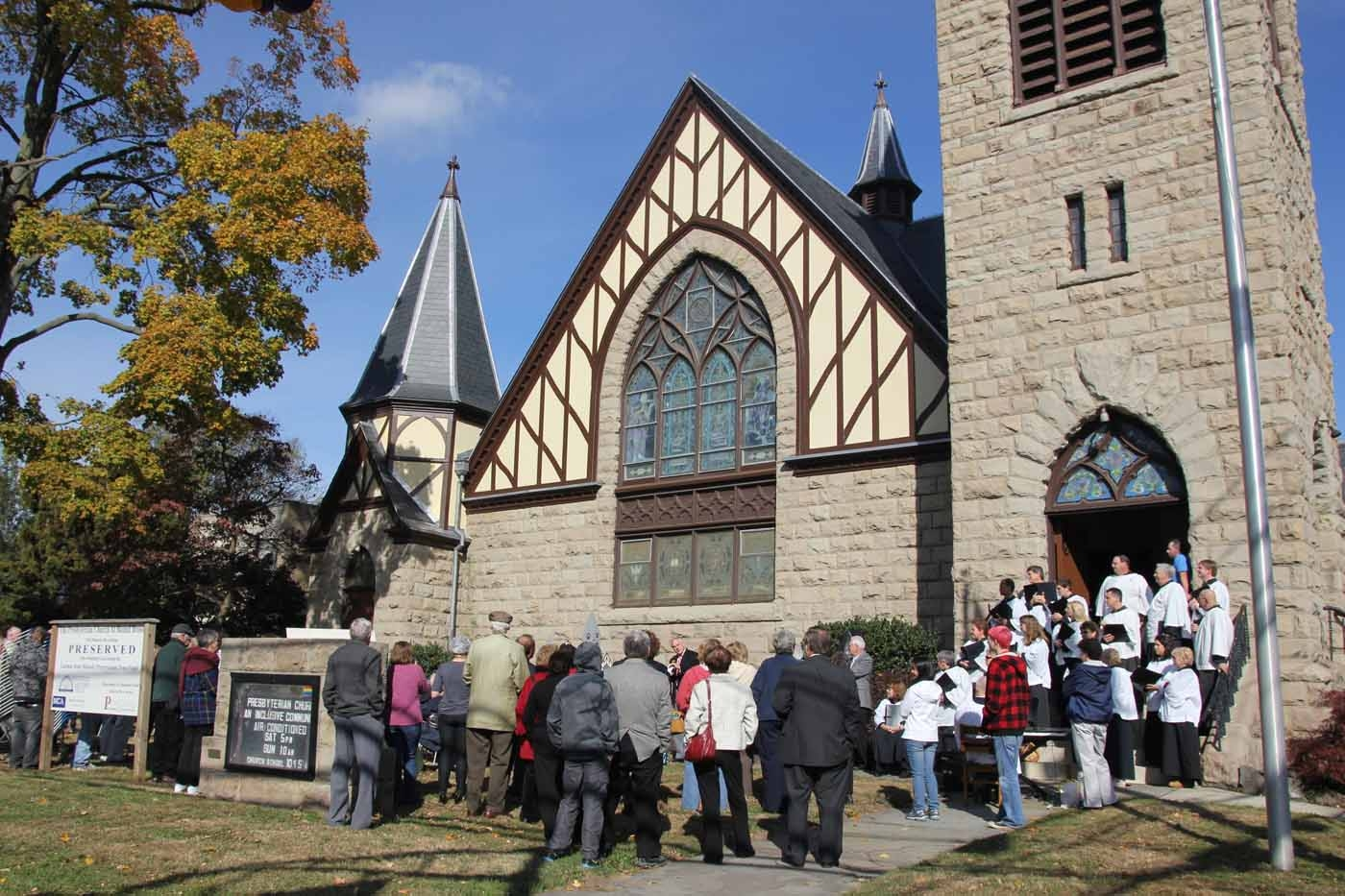 Rededication of the Church