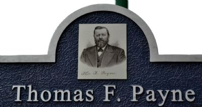 Thomas F. Payne image. Click for full size.