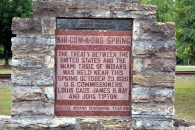 Kin-Com-A-Ong Spring Marker image. Click for full size.