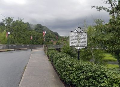 Wide view of the Alderson Marker image, Touch for more information