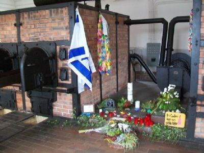 Crematorium / Krematorium Memorial image. Click for full size.