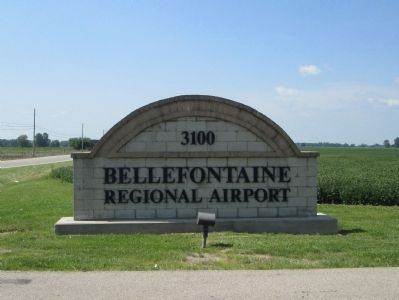 Bellefontaine Regional Airport image. Click for full size.